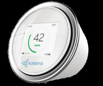 Laser Egg 2 | Kaiterra | Czujnik PM2.5 | Czujnik jakości powietrza