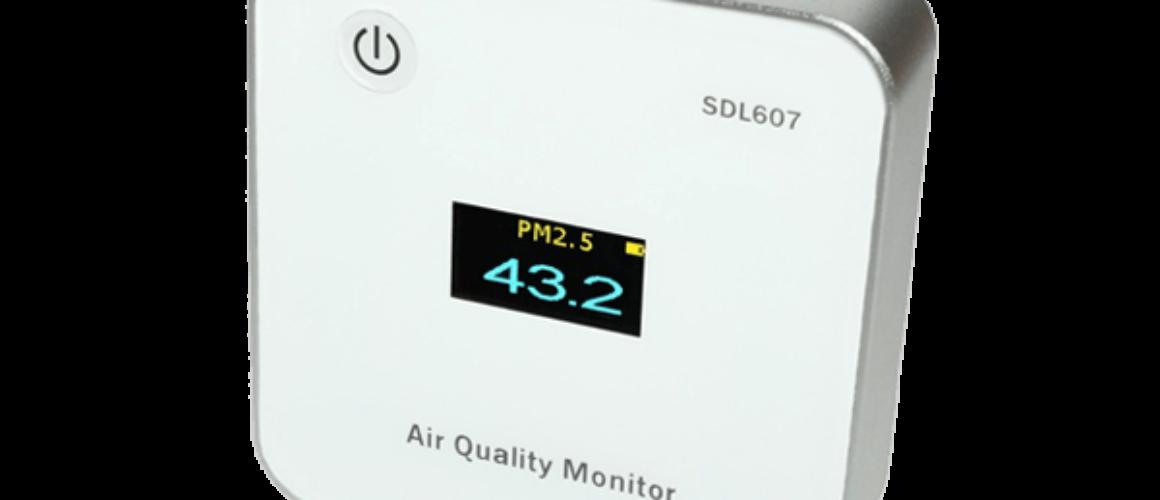 Miernik smogu sdl607