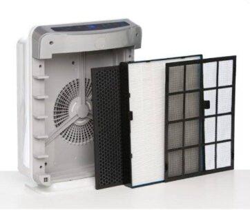 Filtry - oczyszczacz powietrza Winix U450