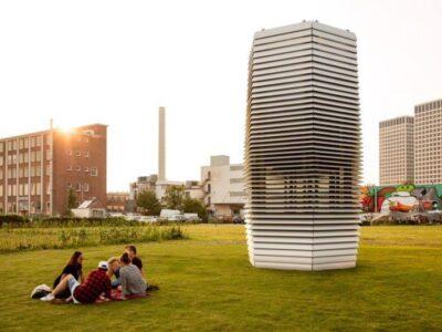 Wieża oczyszczacz Smog Free Tower