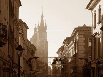 Smog w Krakowie dzisiaj