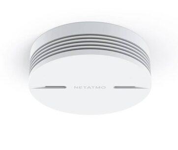 Czujnik dymu | Alarm przeciwpożarowy WiFi - Netatmo