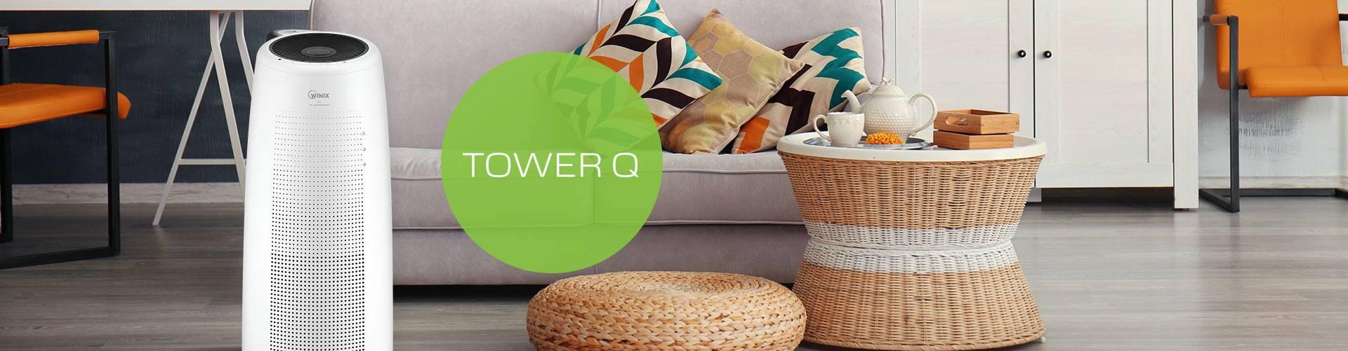 Oczyszczacz powietrza Winix Tower Q