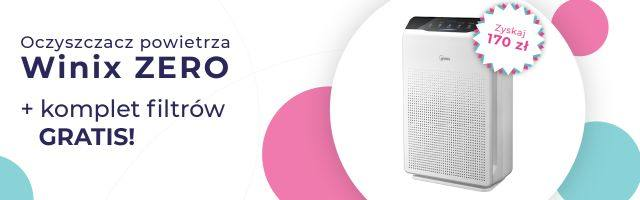 Winix Zero filtr Hepa gratis