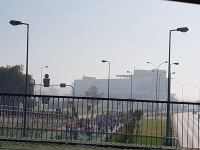 Bieganie w Krakowie a smog