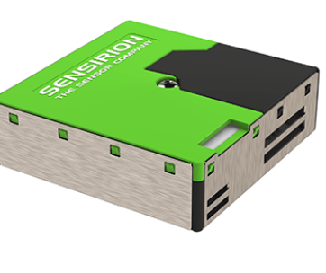 SPS30 Sensirion - czujnik PM1/PM2.5/PM4/PM10 - DIY