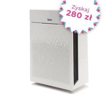 Cichy i wydajny - przepływ 480 m3/h | Winix Zero Pro