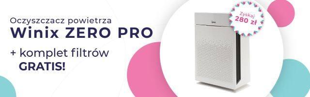 Winix Zero Pro filtr gratis